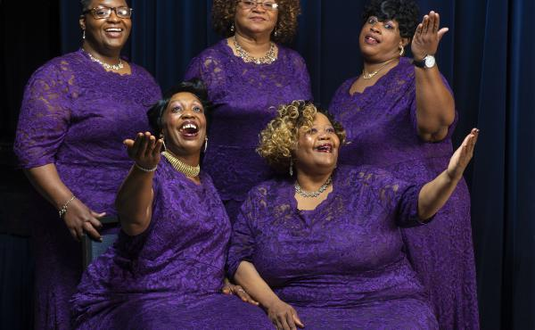 For over 50 years, the Legendary Ingramettes were led by Maggie Ingram. Now led by her daughter Almeta Ingram-Miller, the group's new album is called Take A Look in the Book.