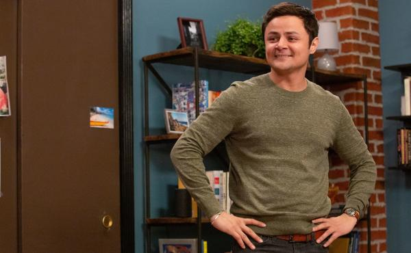 """""""I'm a boring human being that just happens to have amazing writers to make me look really interesting on television,"""" says Arturo Castro, creator and star of Alternatino."""