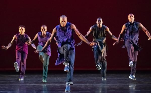 Lazarus Act 2. Choreographer: Rennie Harris, Alvin Ailey American Dance Theater