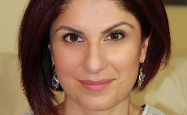 Author Nadia Hashimi