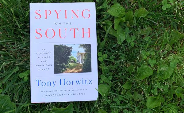 Spying on the South, by Tony Horwitz
