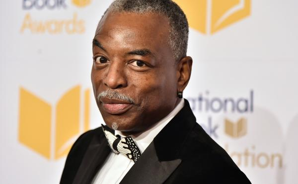 """I am overjoyed, excited, and eager to be guest-hosting Jeopardy!"" says LeVar Burton, after an online petition helped propel him into the group of hosts for the long-running game show."