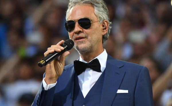Italian star Andrea Bocelli will live stream an Easter concert from the empty halls of Milan's Duomo cathedral Sunday.