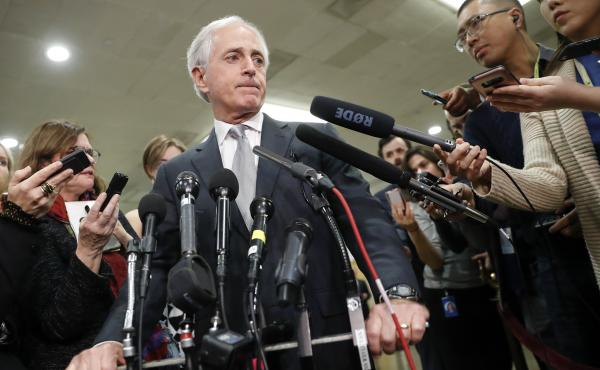 Sen. Bob Corker, R-Tenn., said he doesn't doubt that Saudi Arabia's crown prince is culpable for the death of a Washington Post writer in the Saudi Consulate in Istanbul.