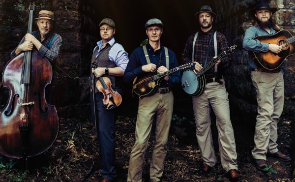 Appalachian Road Show's new album is fittingly called Tribulation. Banjoist Barry Abernathy and fiddler Jim VanCleve spoke to NPR about playing traditional songs of hardship during a modern crisis.