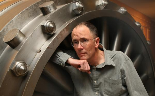 "Sci-fi writer William Gibson says the best way to imagine new technologies and how they could affect society is not through current expertise but by talking to ""either artists or criminals."""