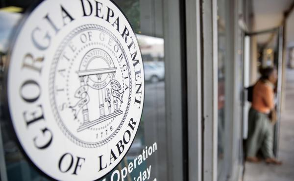 "Kersha Cartwright, a spokeswoman for the Georgia Department of Labor, said the office ""is encouraging employees to work with their employers on a safe return-to-work plan."""