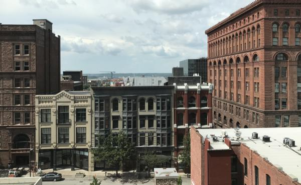 There's been a lot of public and private investment in Kansas City's downtown since the 1990s.