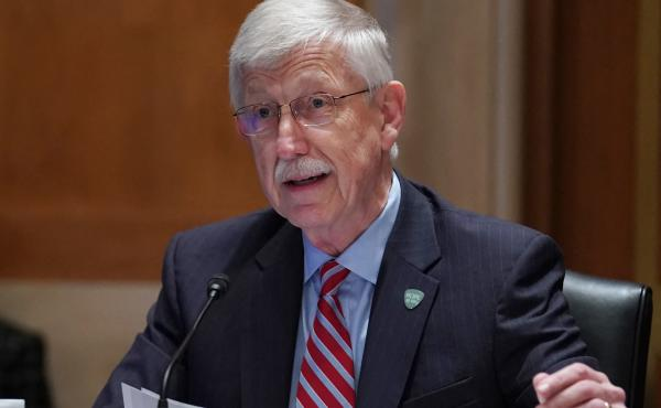 National Institutes of Health Director Francis Collins is stepping down by the end of the year.