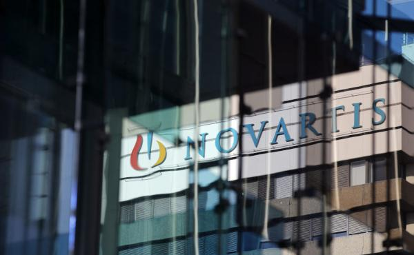 Zolgensma, a new drug approved by the FDA Friday, costs more than $2.1 million. It's made by AveXis, a drugmaker owned by pharmaceutical giant Novartis.