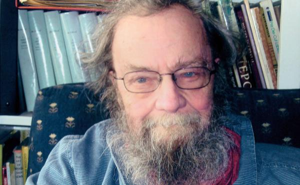 Donald Hall is a former U.S. poet laureate and was awarded the National Medal of Arts in 2010.