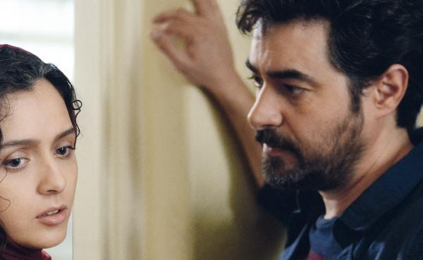 Rana (Taraneh Alidoosti) and Emad's (Shahab Hosseini) marriage is shattered in A Separation.
