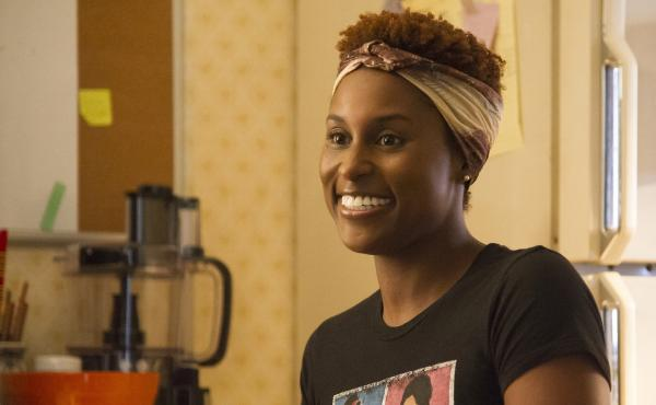 """This character is in between two worlds and is just in a constant state of discomfort,"" Issa Rae says of Issa Dee, her character on HBO's Insecure."