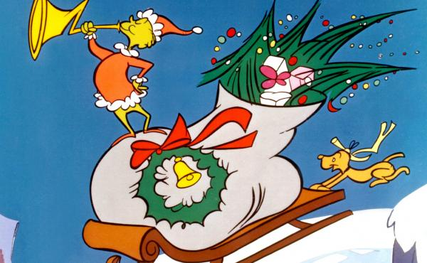 How the Grinch Stole Christmas is celebrating 50 years of being one of the few good Christmas TV specials.