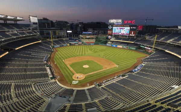 The defending World Series champion Washington Nationals will take on the New York Yankees Thursday in the first game of a delayed and shortened regular season on Thursday at Nationals Park.