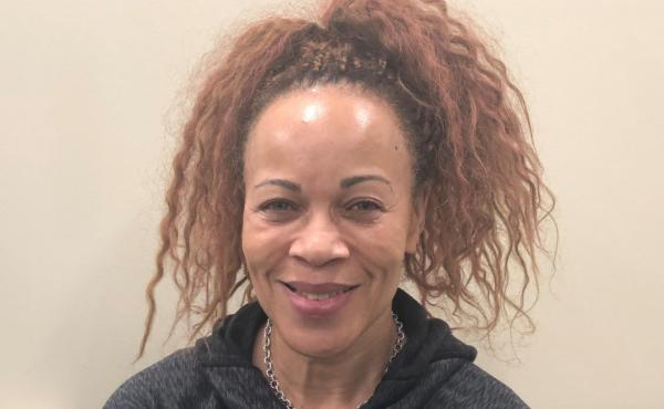Air Force veteran Cat Corchado leads support groups in Charlotte, N.C., specifically for female veterans. Her group is called Women Veteran Network, or WoVeN.