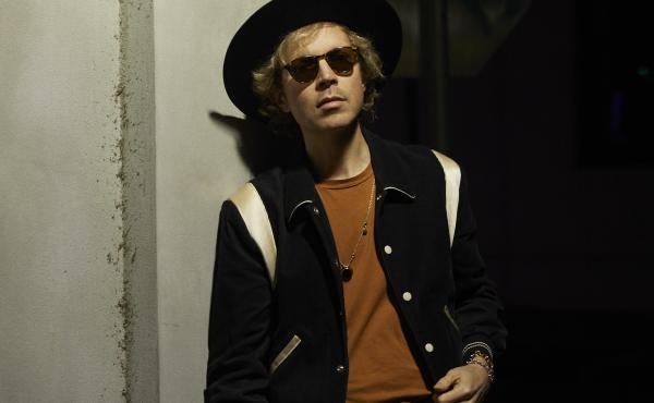 Beck's 14th album, Hyperspace, is out Nov. 22.