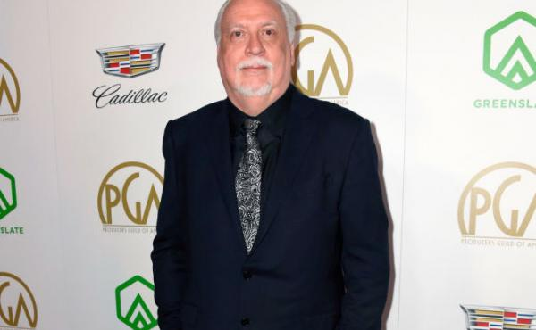 J. Michael Straczynski attends the 30th annual Producers Guild Awards at The Beverly Hilton Hotel on Jan. 19, 2019 in Beverly Hills, Calif.