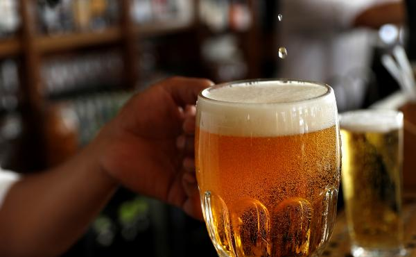 The cost of a pint of beer could rise sharply in the U.S. and other countries because of increased risks from heat and drought, according to a new study that looks at climate change's possible effects on barley crops.