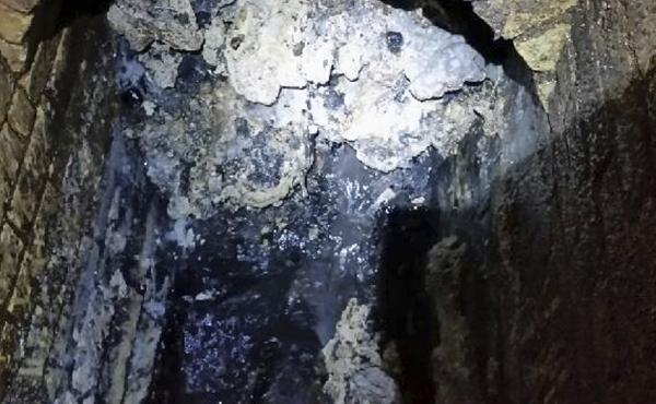 "The 130-ton fatberg formed underneath London's Whitechapel area and is said to be among the largest on record. Thames Water says the ""rock-solid"" mass is composed of cooking fat and wet wipes."