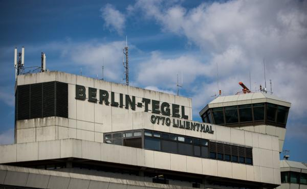People in Berlin voted in a nonbinding referendum Sunday to keep the centrally located Tegel Airport open.