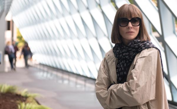 Cate Blanchett stars as a mom on the run in the new movie adaptation of Where'd You Go, Bernadette?