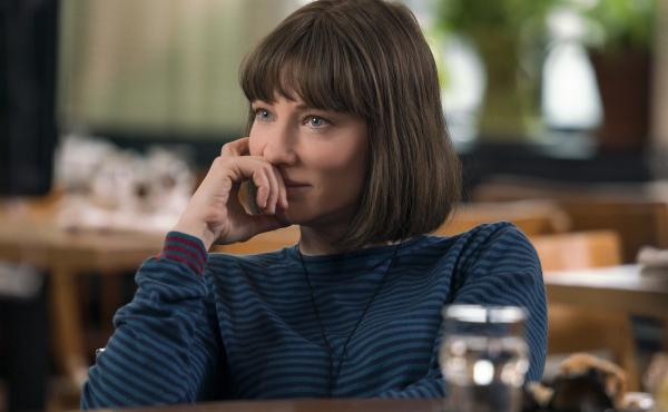 Cate Blanchett stars as Bernadette Fox, a once-legendary architect who hasn't built anything in decades, in Where'd You Go, Bernadette.