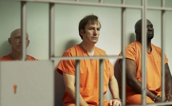 Bob Odenkirk plays the ethically flexible lawyer Jimmy McGill on the AMC series Better Call Saul.