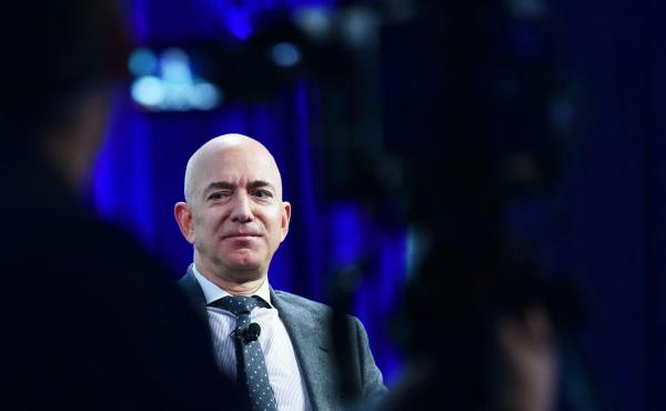 """""""A next step in protecting our employees might be regular testing of all Amazonians, including those showing no symptoms,"""" Amazon CEO Bezos wrote on Thursday."""