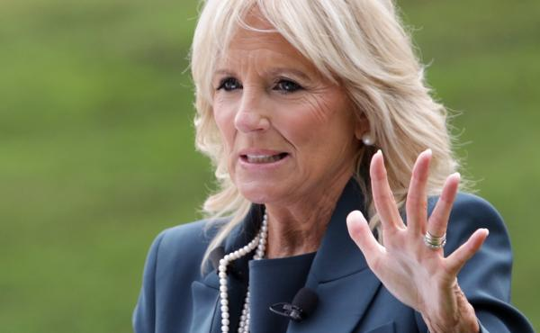 """The incoming first lady was the subject of a Wall Street Journal opinion article suggesting she stop using the title """"Dr."""" because she is not a physician. Biden received her doctorate in education in 2007."""