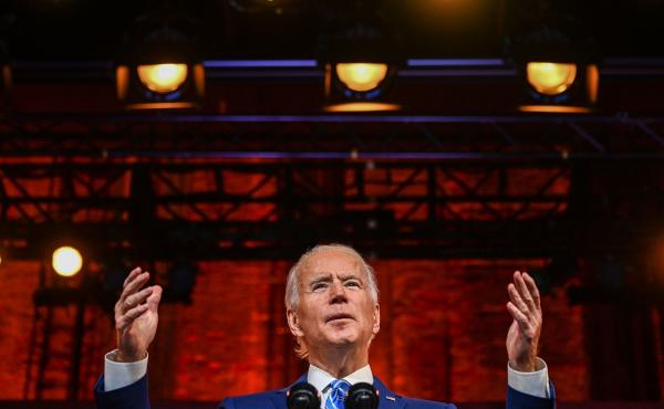 A key test for Joe Biden's presidency will be how he prevents the broad coalition that got him into the White House from splintering once he begins governing.