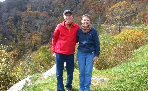 Paul Hornback was a senior engineer and analyst for the U.S. Army when he was diagnosed with Alzheimer's disease six years ago at age 55. His wife, Sarah, had to retire 18 months ago to care for him full time.