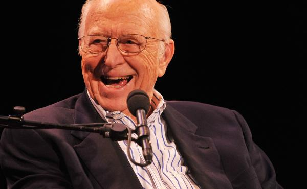 """Bill Gates Sr. attends """"Bill Gates: A Conversation with My Father"""" in New York City in June 2010."""