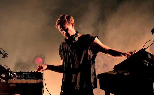 """Electronic musician Richie Hawtin's travels to Japan made a deep impression on him: """"I found a country filled with beautiful contrasts which balanced high technology and deep cultural traditions."""""""