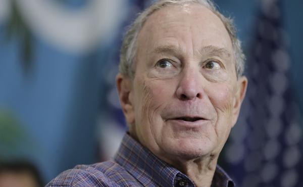 Former New York Mayor Mike Bloomberg will not be creating a super PAC. Instead, he's transferring $18 million to the Democratic Party and will likely spend more during the campaign.