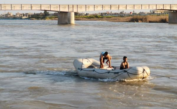 Search and rescue operations near the Iraqi city of Mosul were underway after a boat sank in the Tigris River on Thursday. Authorities say dozens of people, including many children, are confirmed dead.