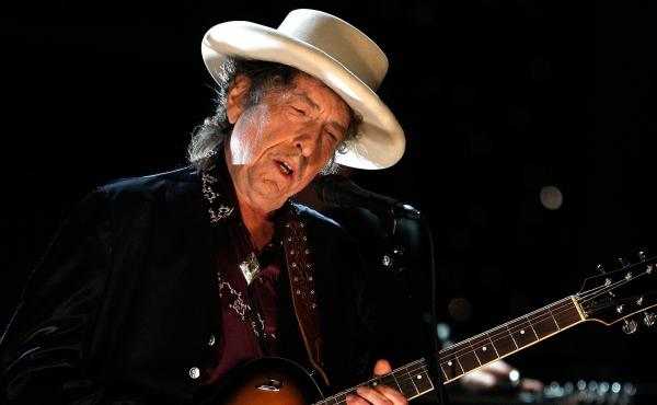 Bob Dylan's new album, Rough and Rowdy Ways, comes out June 19.