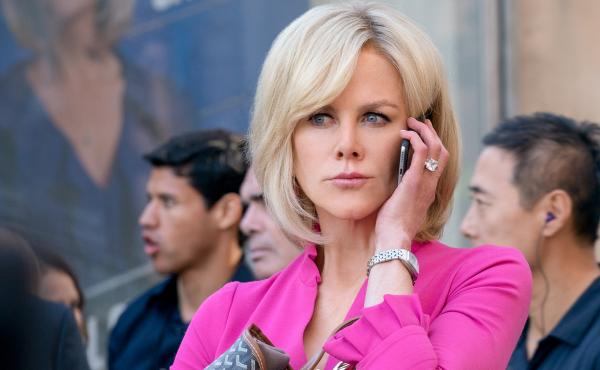 Nicole Kidman stars as Gretchen Carlson in Bombshell.