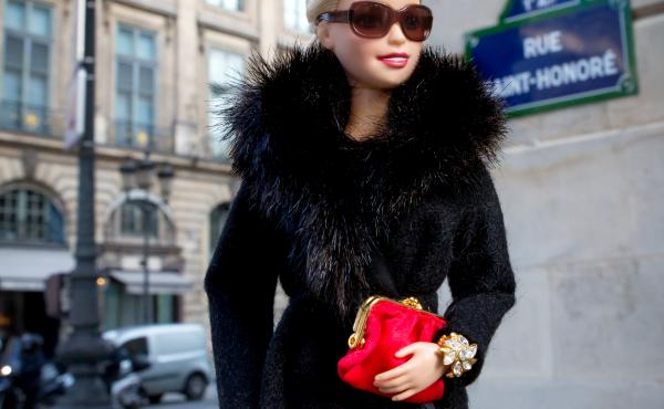 Barbie has taken over Paris — she has her very own exhibition at Les Arts Décoratifs.
