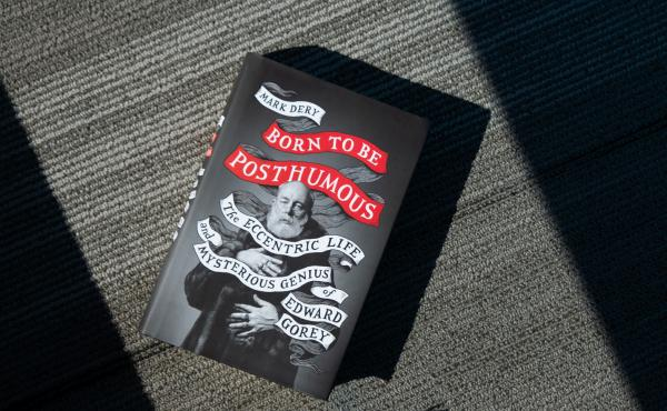 Born to be Posthumous, by Mark Devy