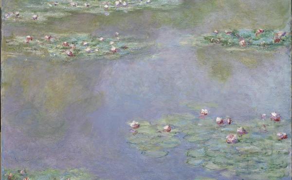 Monet's Water Lilies, 1907