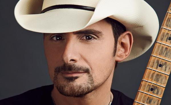 Brad Paisley's new album is called Love And War.