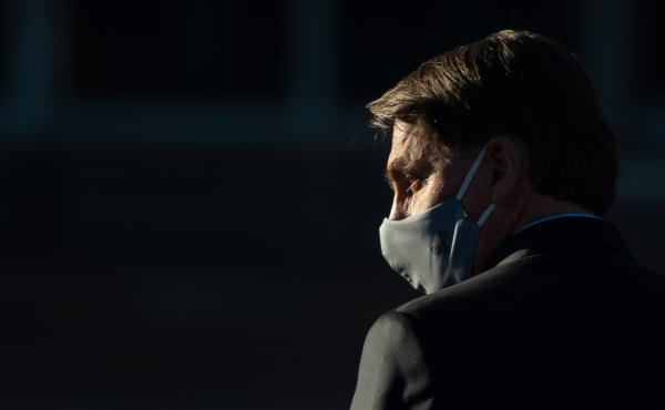 Brazilian President Jair Bolsonaro has repeatedly doubted the severity of the virus since it first found a foothold in Brazil, reportedly in late February.
