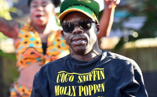 Bushwick Bill, performing at Los Angeles State Historic Park on August 5, 2018. The rapper died June 9, 2019 following an earlier diagnosis of pancreatic cancer.