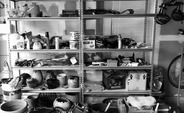 Looking to clear clutter from the garage? It's a menacing task weighing on many who are stuck at home during the coronavirus pandemic.