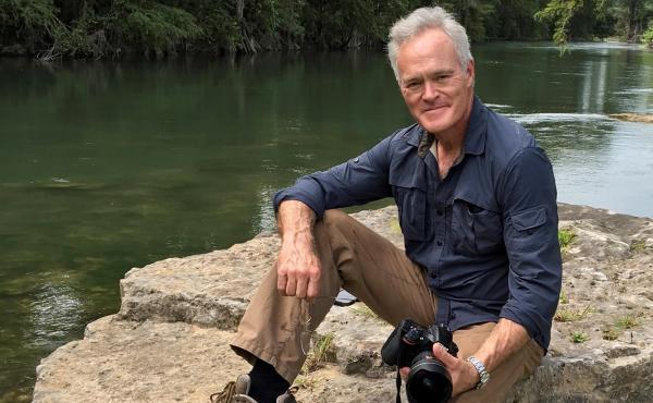 Scott Pelley author photo credit Jane Pelley REAL