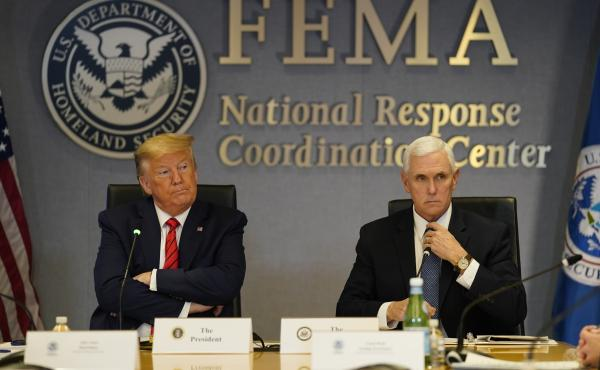 President Trump has not approved FEMA funding for legal help for Americans affected by the coronavirus. Disaster Legal Services are usually available to survivors of disasters.