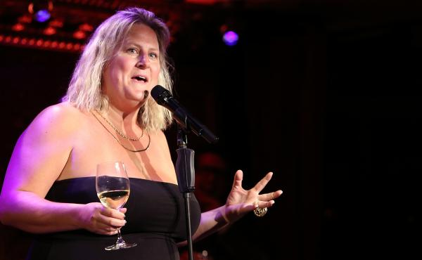 "Bridget Everett says her live act is about ""the power of owning your own body."""