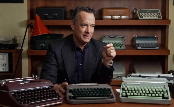 Tom Hanks, one of the interviewees featured in California Typewriter, has over 250 typewriters in his personal collection.