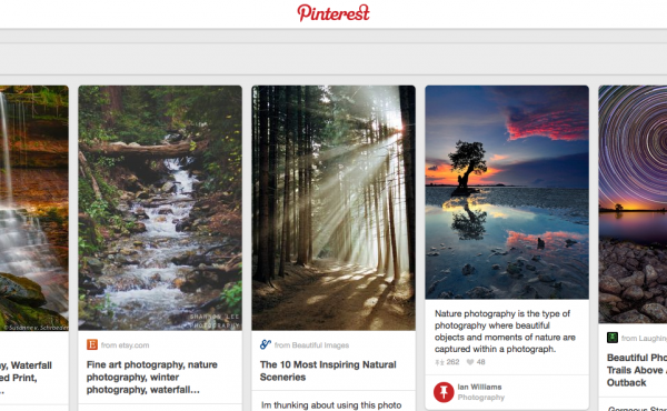 """Pinterest has created a database of """"things in the world that matter to human beings,"""" says Alexis Madrigal."""